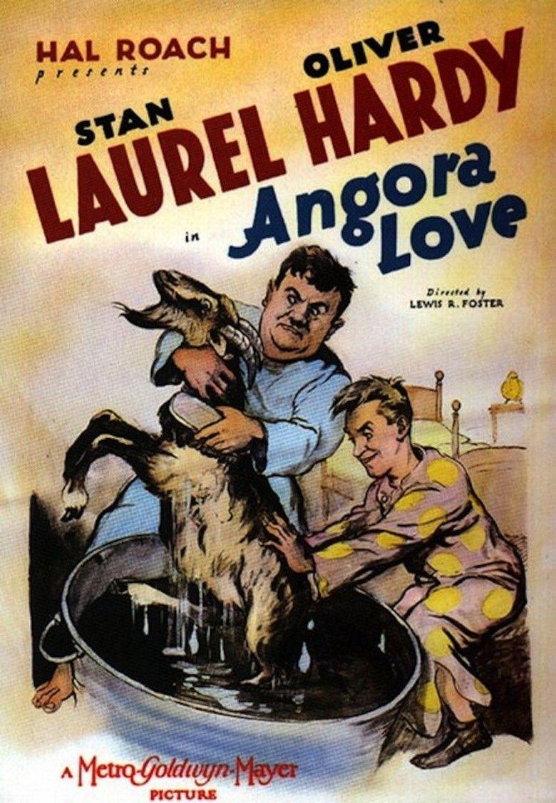 Angora Love movie poster