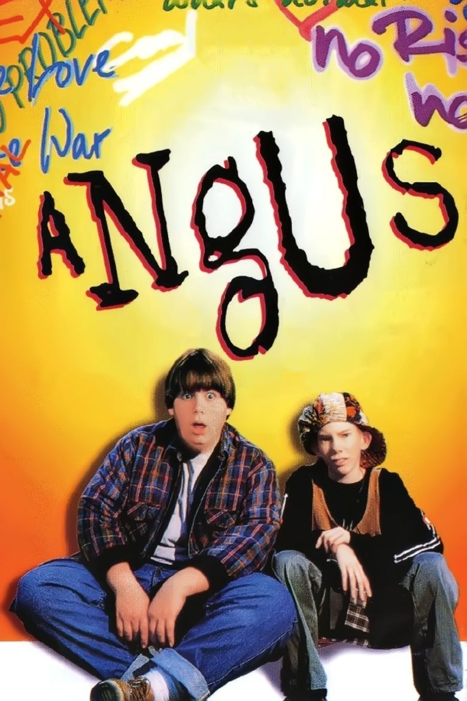 Angus (film) movie poster