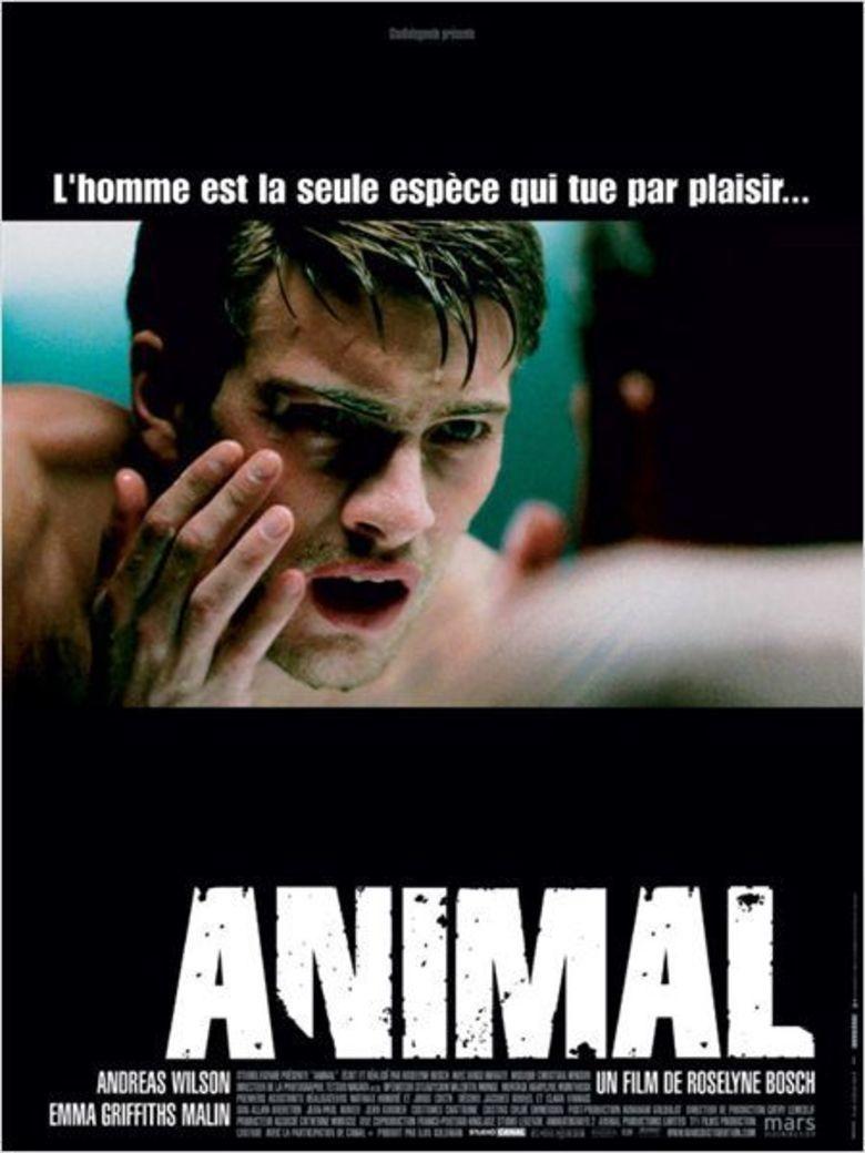 Animal (2005 film) movie poster