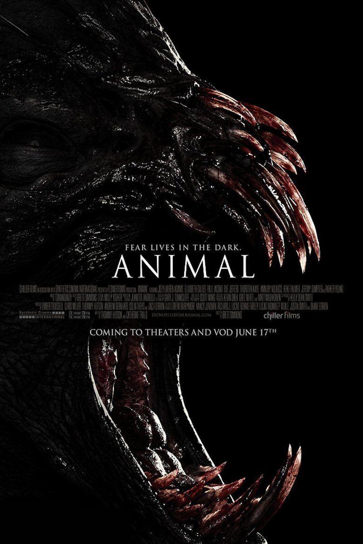 Animal (2014 film) movie poster