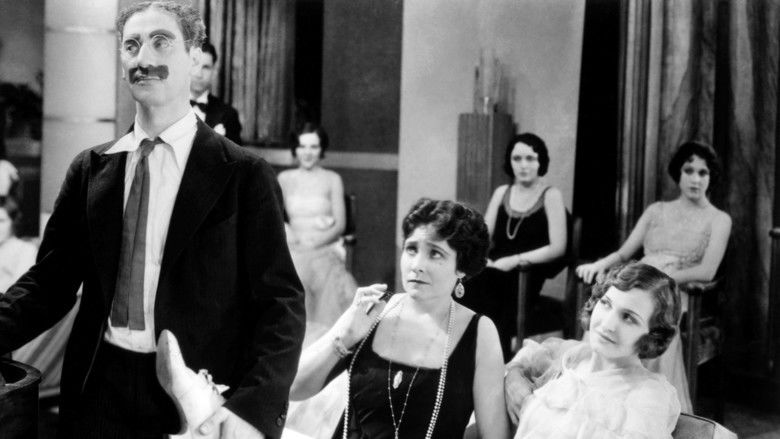 Animal Crackers (1930 film) movie scenes