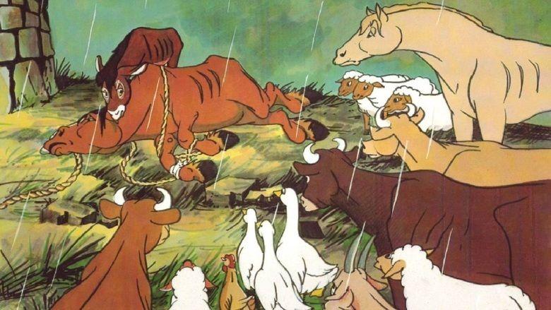 Animal Farm (1954 film) movie scenes