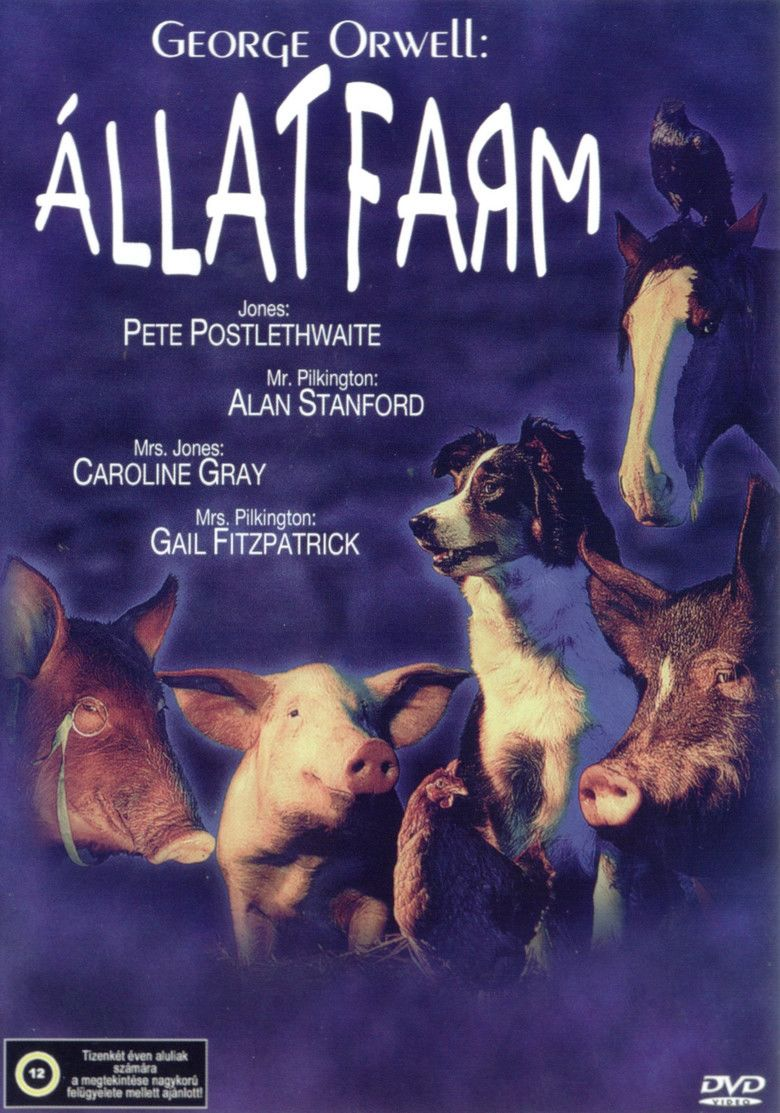 animal farm alchetron the social encyclopedia animal farm 1999 film
