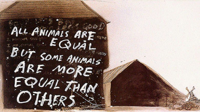 Animal Farm (1999 film) movie scenes