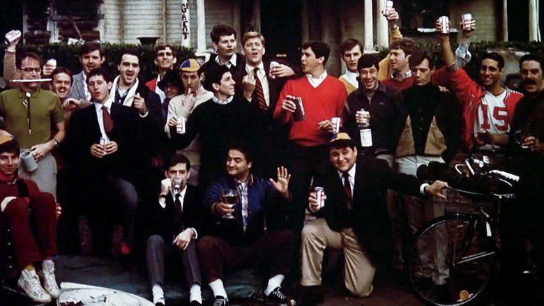 Animal House movie scenes