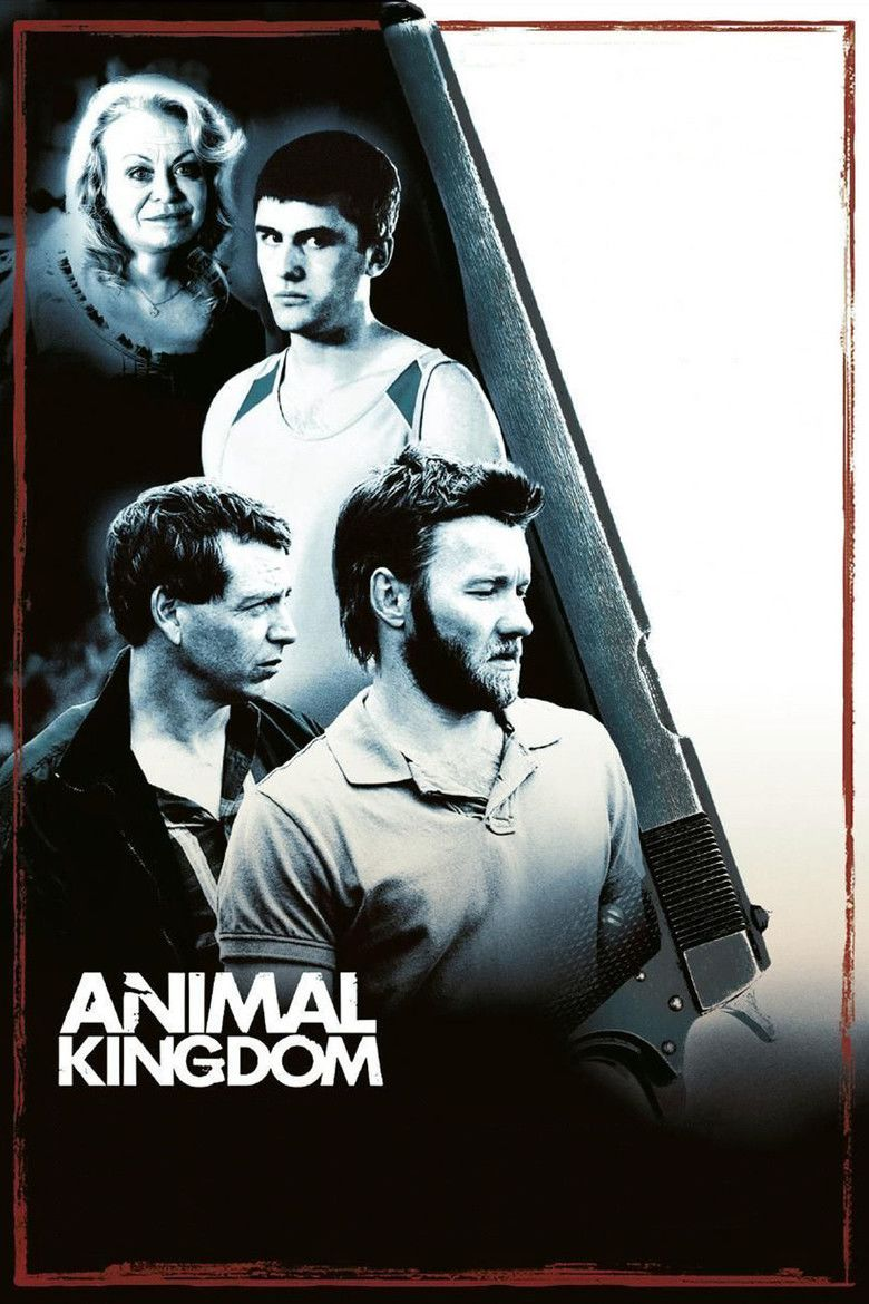 Animal Kingdom (film) movie poster