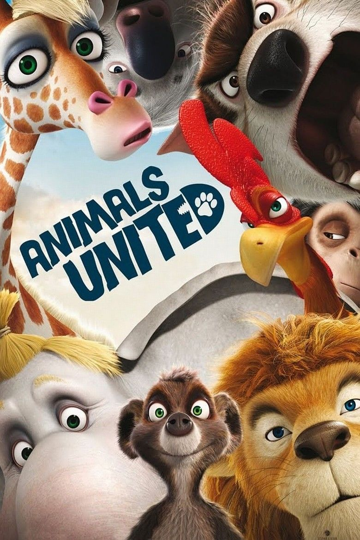 Animals United movie poster