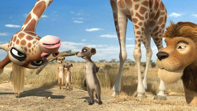 Animals United movie scenes