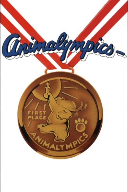 Animalympics movie poster