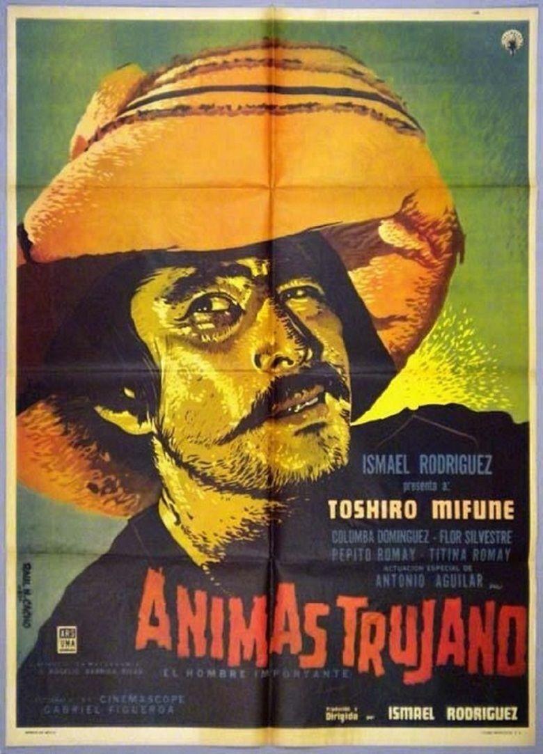 Animas Trujano (film) movie poster
