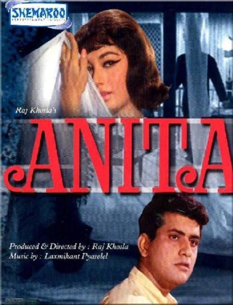 Anita (1967 film) movie poster