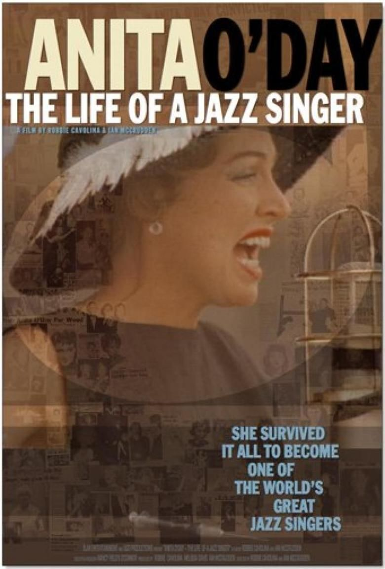 Anita ODay: The Life of a Jazz Singer movie poster