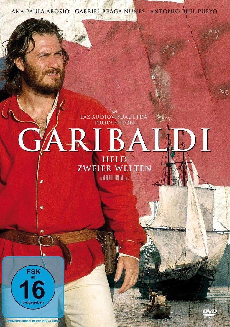 Anita e Garibaldi movie poster