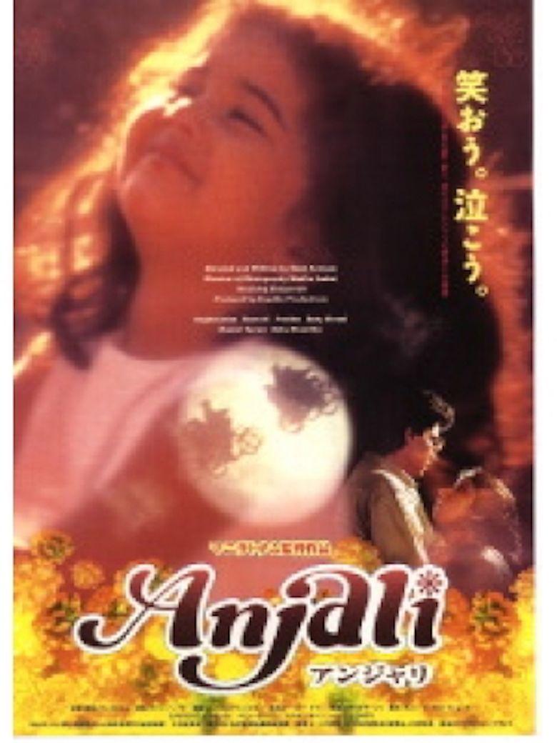 Anjali (film) movie poster