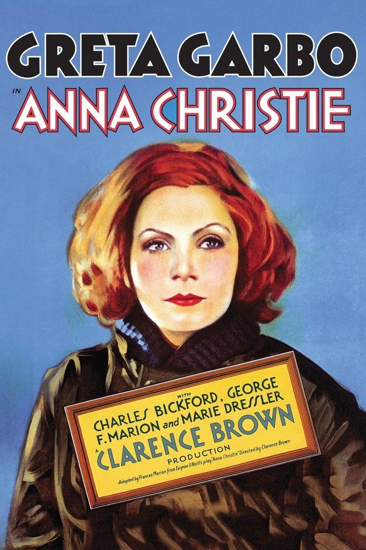 Anna Christie (1930 English language film) movie poster