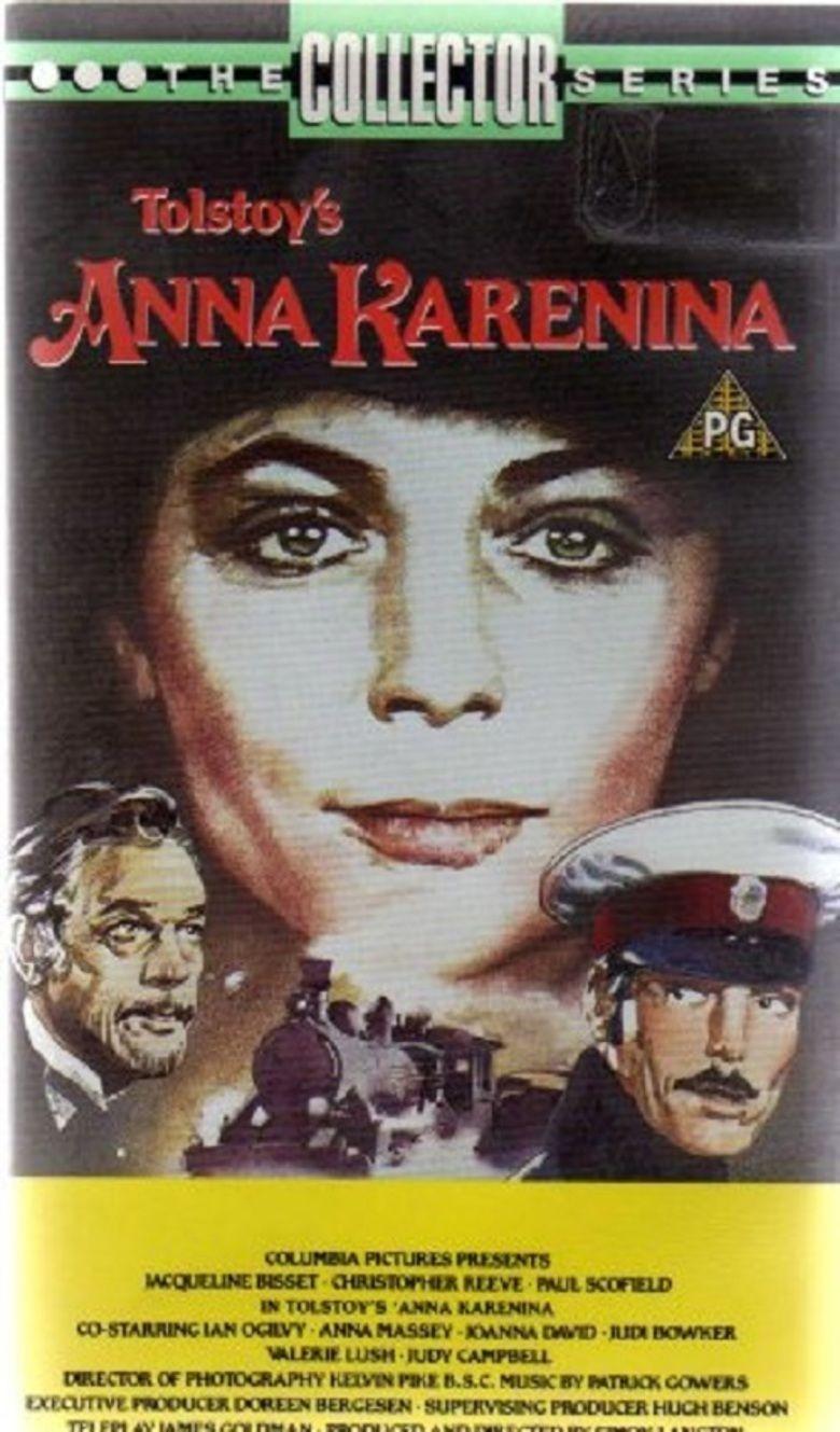 Anna Karenina (1985 film) movie poster
