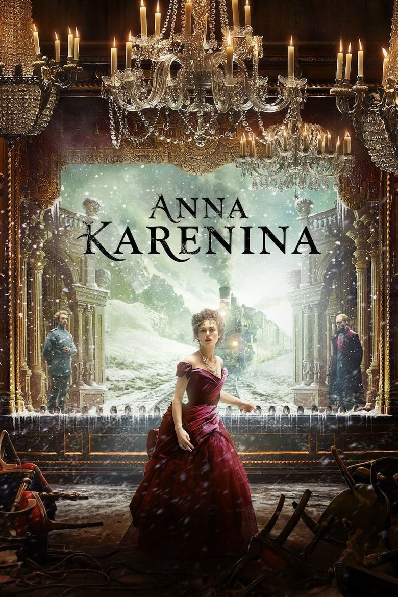 Anna Karenina (2012 film) movie poster