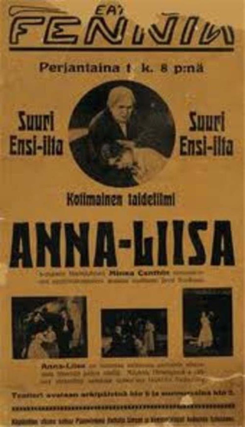 Anna Liisa movie poster