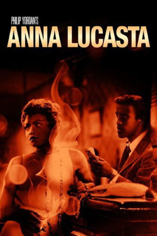 Anna Lucasta (1959 film) movie poster