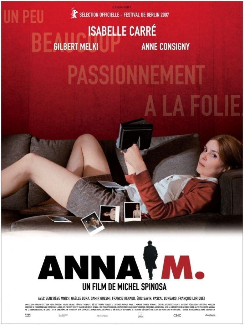 Anna M movie poster