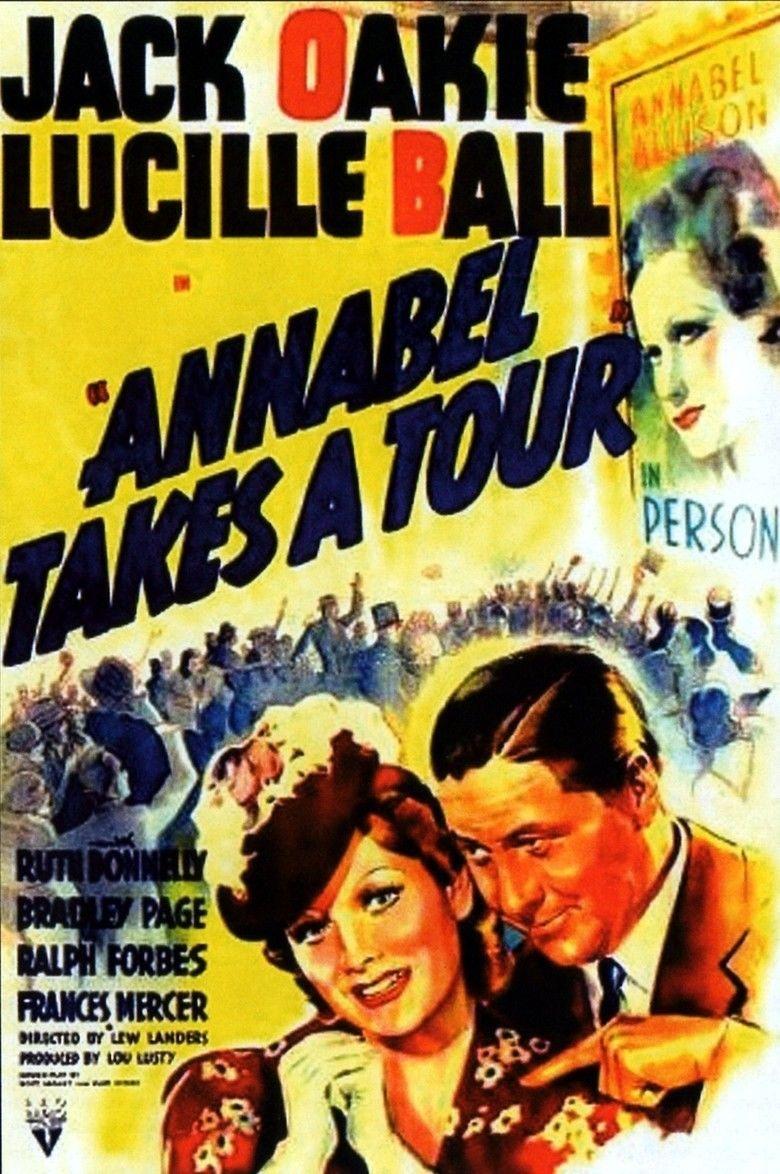 Annabel Takes a Tour movie poster