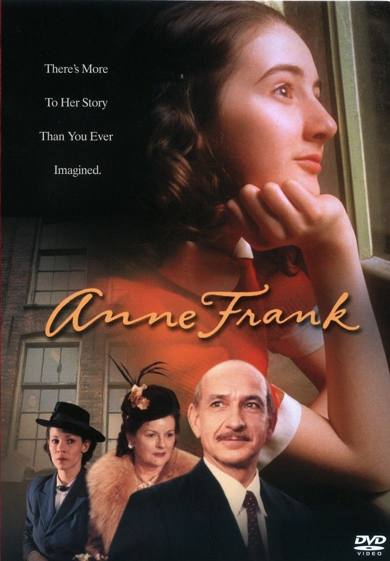 Anne Frank: The Whole Story movie poster