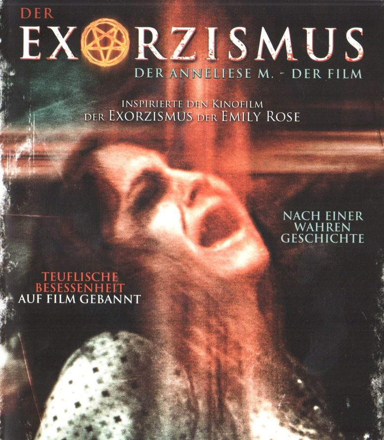 Anneliese: The Exorcist Tapes movie poster