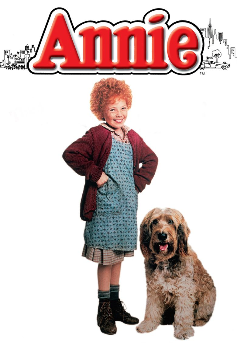 Annie (1982 film) movie poster