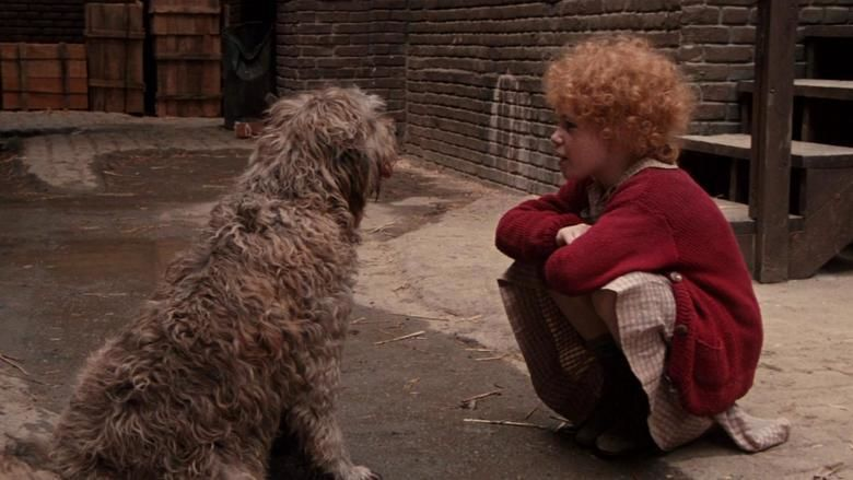 Annie (1982 film) movie scenes