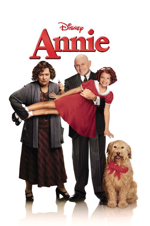 Annie (1999 film) movie poster
