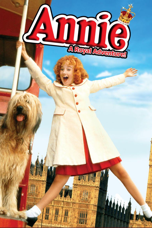 Annie: A Royal Adventure! movie poster