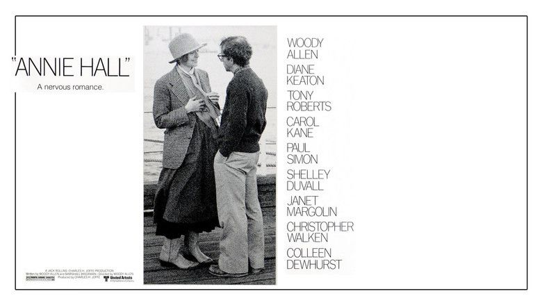 Annie Hall movie scenes