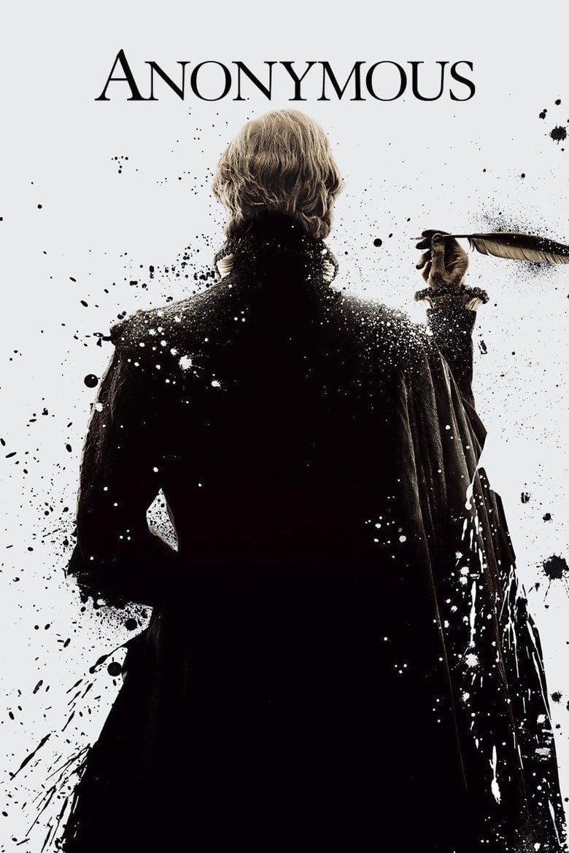 Anonymous (film) movie poster