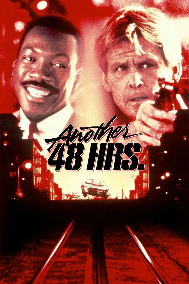 Another 48 Hrs movie poster