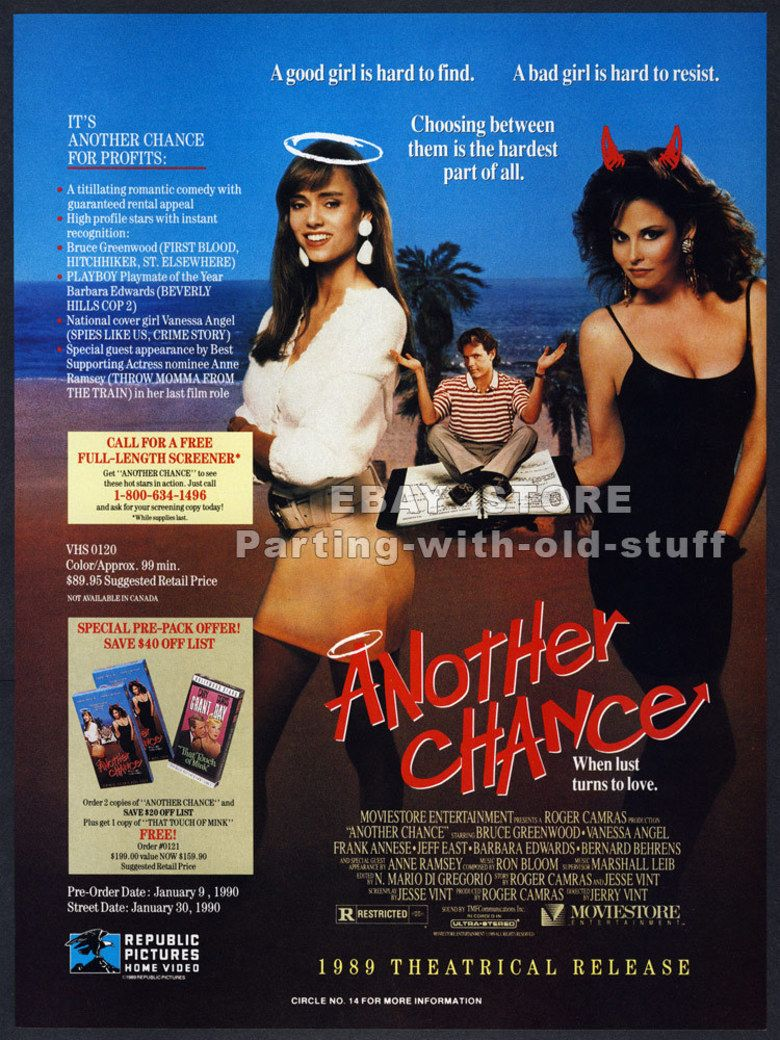 Another Chance (film) movie poster