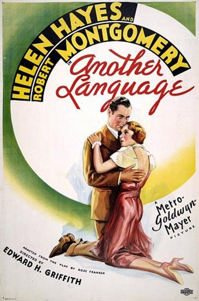 Another Language movie poster