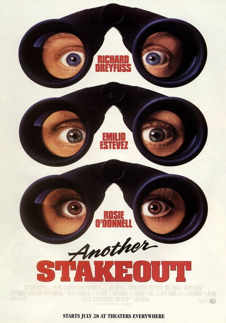 Another Stakeout movie poster