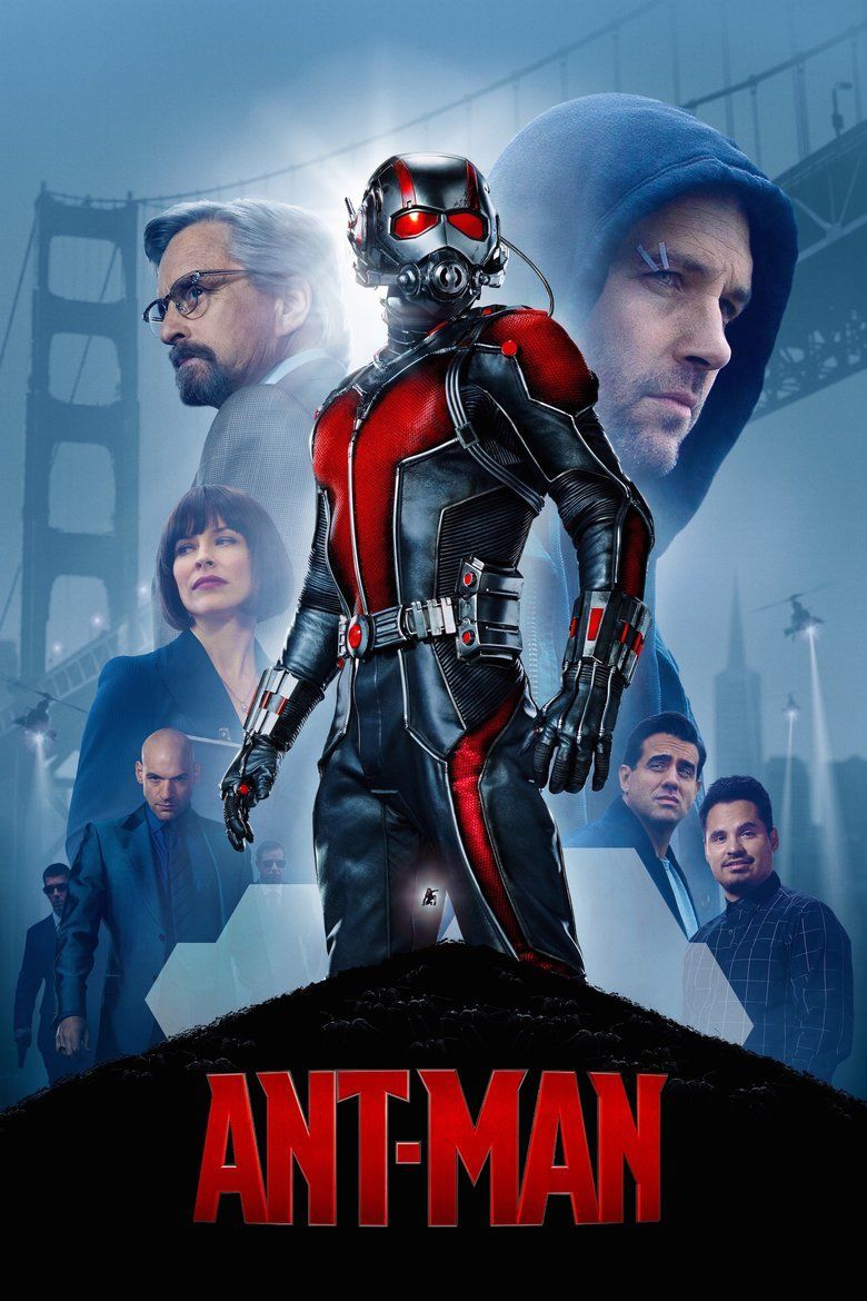 Ant Man (film) movie poster