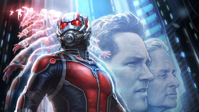 Ant Man (film) movie scenes