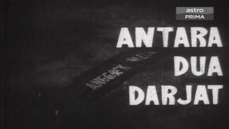 Antara Dua Darjat movie scenes