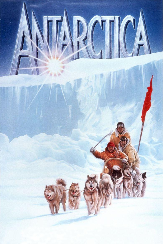 Antarctica (1983 film) movie poster