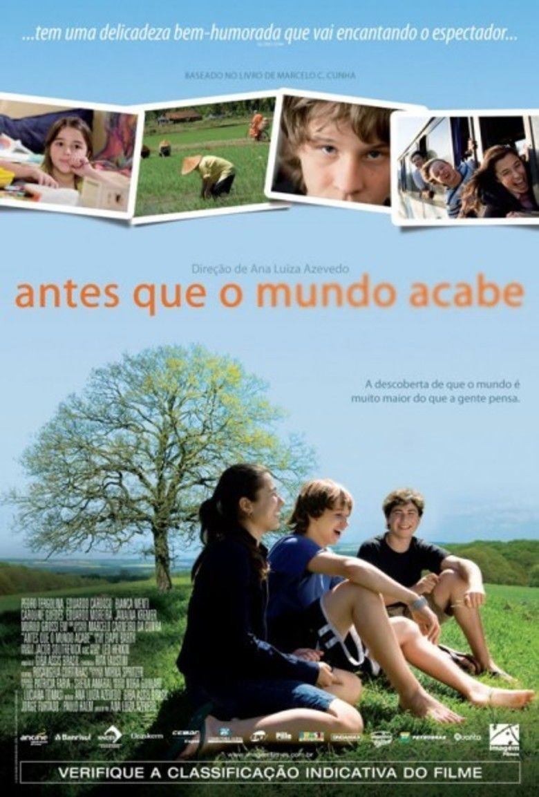 Antes Que o Mundo Acabe movie poster