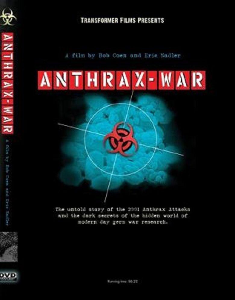 Anthrax War movie poster