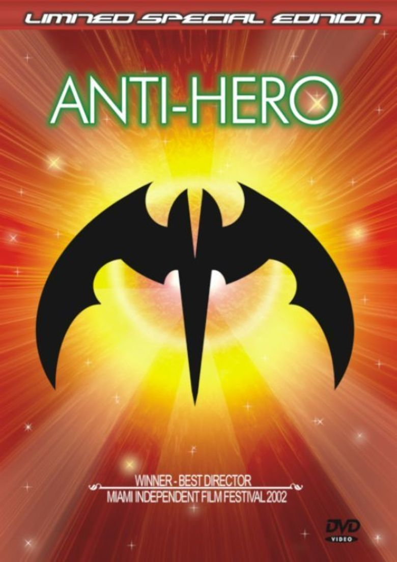 Anti hero (film) movie poster