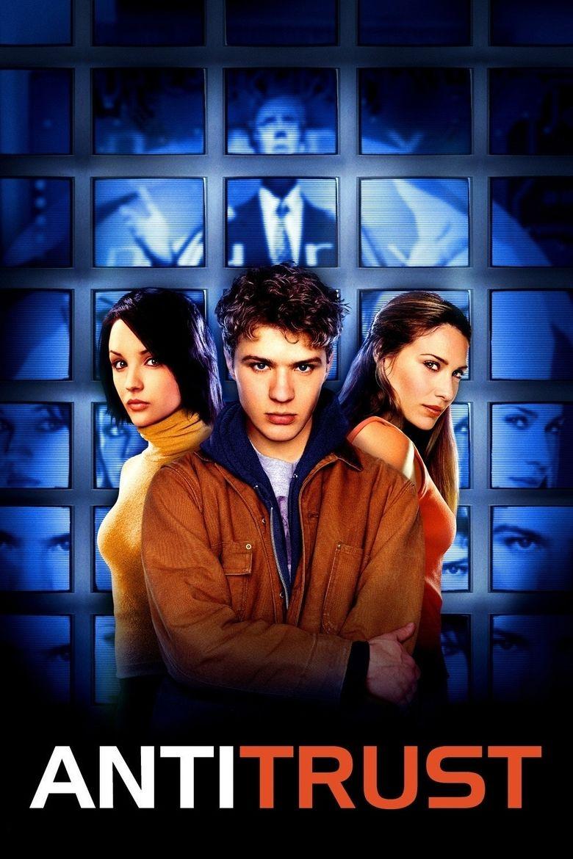 Antitrust (film) movie poster
