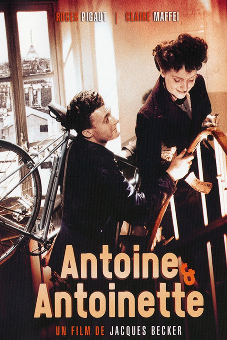 Antoine and Antoinette movie poster
