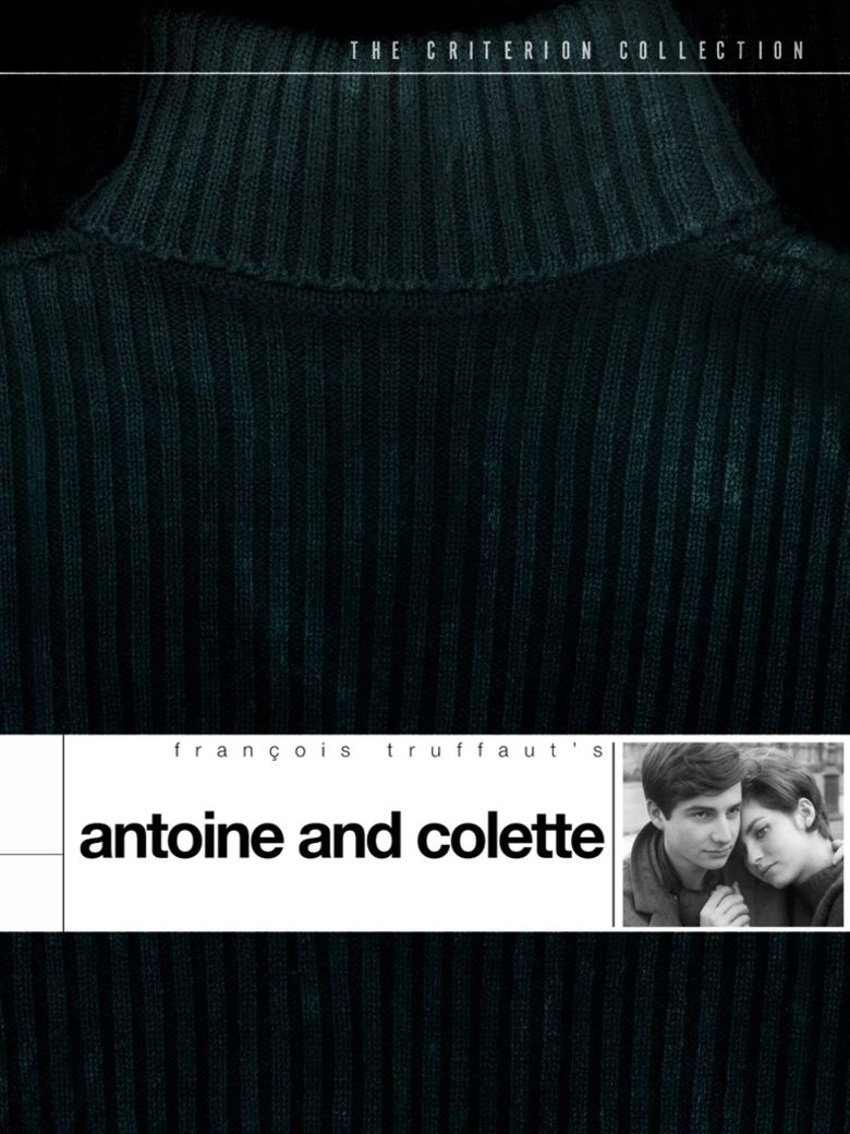 Antoine and Colette movie poster