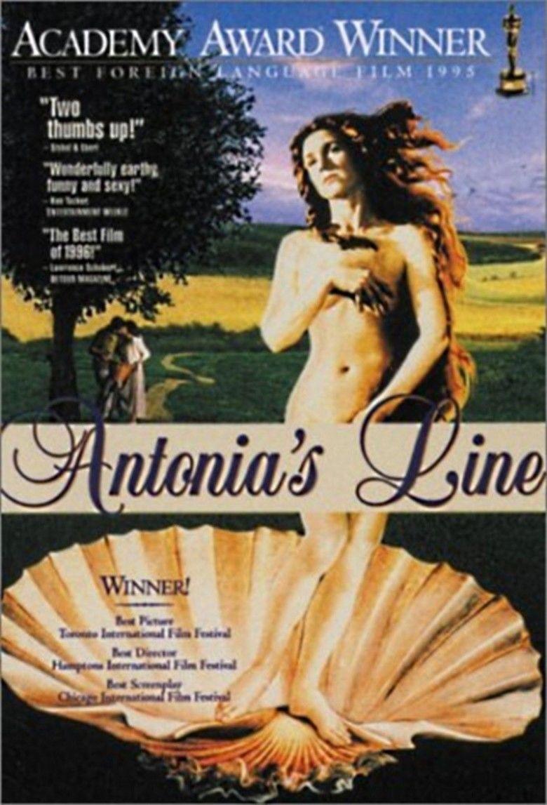 Antonias Line movie poster