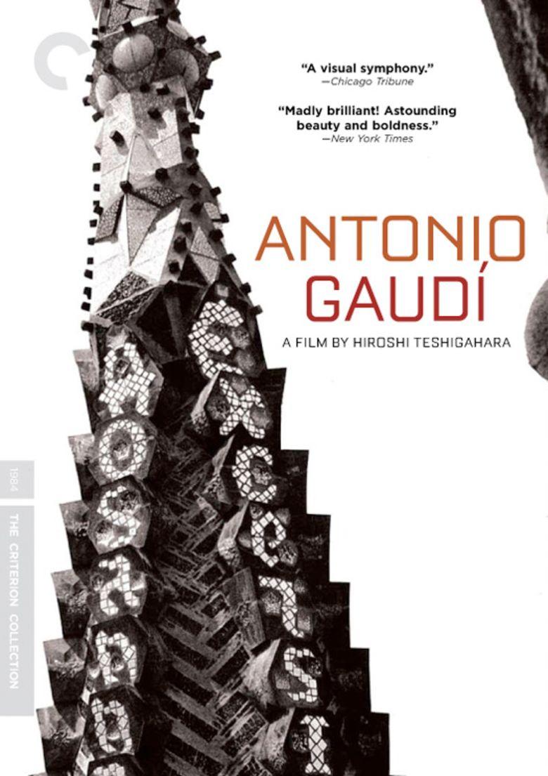 Antonio Gaudi (film) movie poster