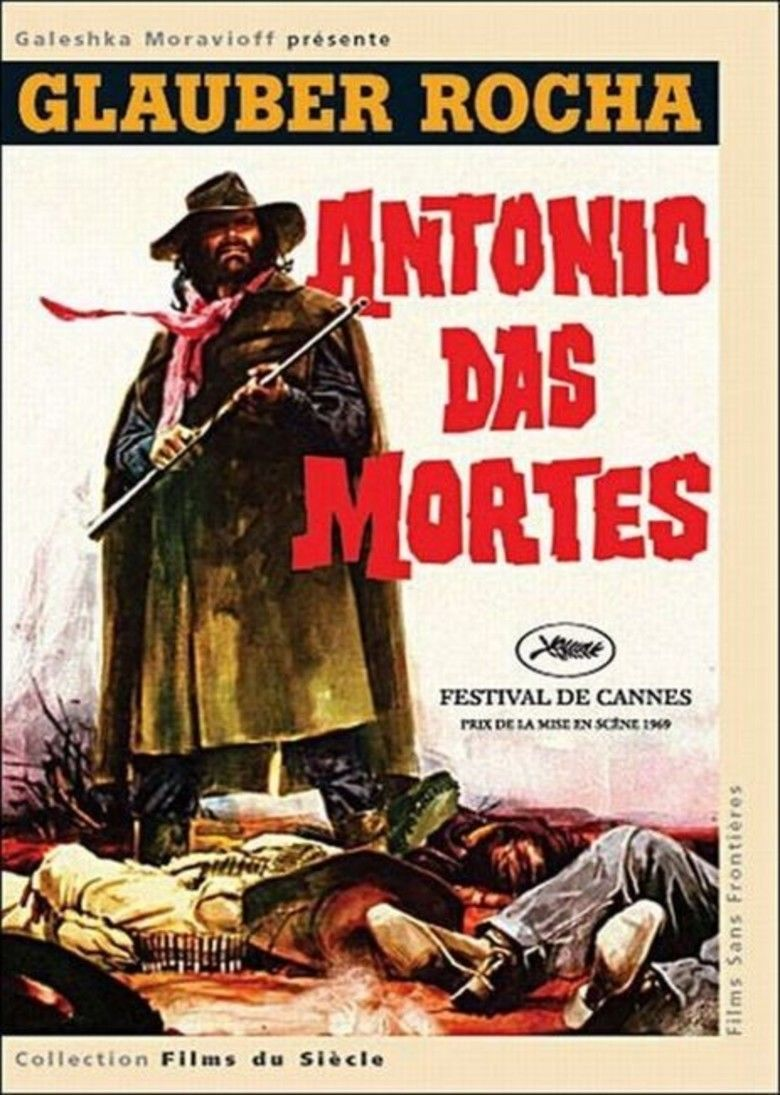 Antonio das Mortes movie poster